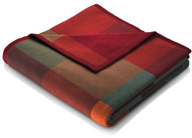 Plaids - Colour-Woven / Grey-Woven - BIEDERLACK