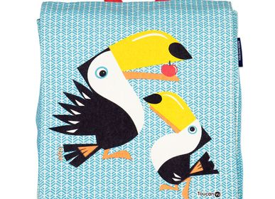 Leather goods - Toucan Kindergarten Backpack - COQ EN PATE