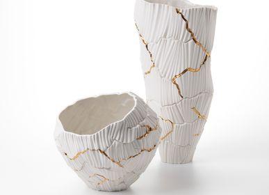 Vases - ANEMOS Gold Bol - FOS
