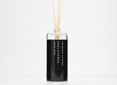 Diffuseurs de parfums - Diffuseur 100ml Poire Fraîche - SHOLAYERED FRAGRANCE