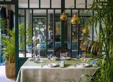 Table linen - Nile Cruise Tablecloth - LE JACQUARD FRANCAIS