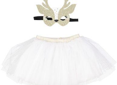 Children's party goods - Fawn Girl Costume (mask & tutu) - OBI OBI