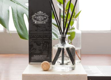 Parfums d'intérieur - Portus Cale Black Edition Fragrance Diffuser - 100ml and 250ml - CASTELBEL