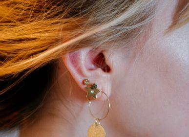 Objets personnalisables - Puces d'oreilles - LE BIJOU DE MIMI