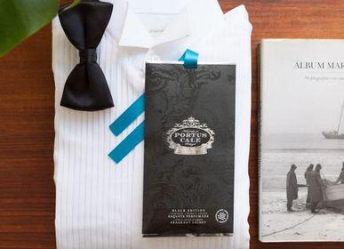 Home fragrances - Portus Cale Black Edition fragrant sachet - CASTELBEL