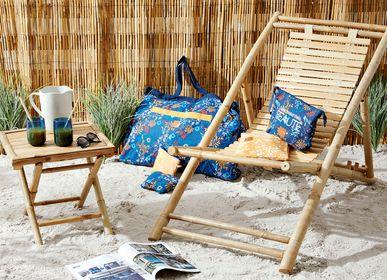 Chaises longues - Chilienne et sacs de plage - AMADEUS
