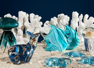 Sculptures, statuettes et miniatures - Sulfures poissons et pieuvres - AMADEUS
