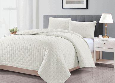 Bed linens - Sistine White - AUTREFOIS DÉCORATION