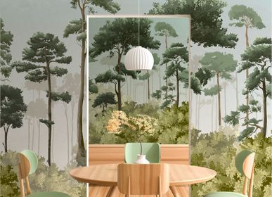 Other wall decoration - Wallpanel Matsu Printemps - PAPERMINT