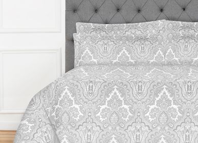 Bed linens - Peony duvet set in cotton - BASSOLS