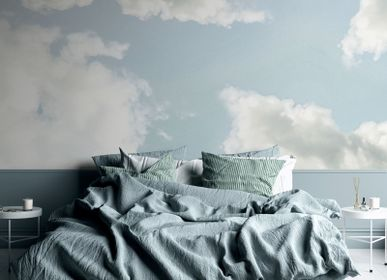Other wall decoration - Wallpanel Cumulus Bleu Ciel - PAPERMINT