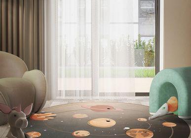 Design carpets - SOLAR SYSTEM RUG - CIRCU