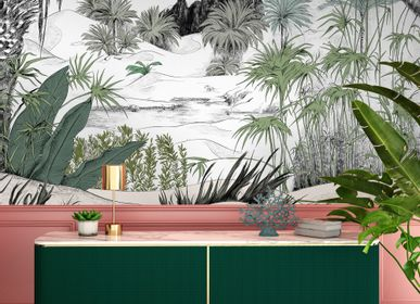 Other wall decoration - Wallpanel Oasis Couleur - PAPERMINT