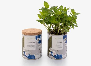Other smart objects - Tin Can Garden - LIFE IN A BAG