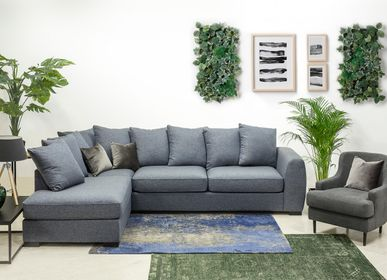 Sofas for hospitalities & contracts - CHICAGO - sofa - GRAFU FURNITURE