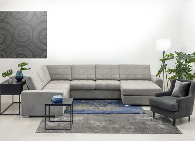 Sofas for hospitalities & contracts - NEW YORK - sofa - GRAFU FURNITURE
