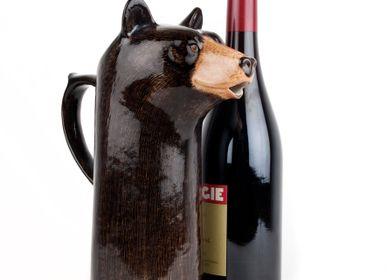 Carafes - Animal Wine Jugs - QUAIL DESIGNS