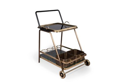 Trolleys - Decatur Bar Cart - PORUS STUDIO