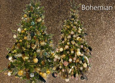 Christmas garlands and baubles - Bohemian garland - SHISHI