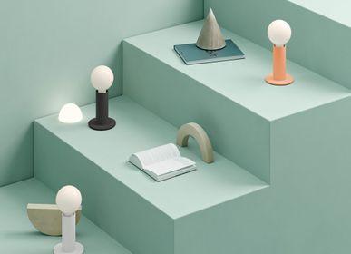Lampes de table - SOL Lampe Corail Opaque - EDGAR