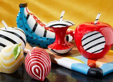 Céramique - fruits déco résine - AMADEUS