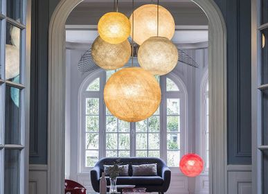 Customizable objects - Globes lamps - LA CASE DE COUSIN PAUL