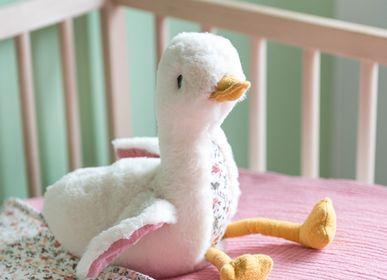 Soft toy - Peluche la petite oie Lola  - AMADEUS LES PETITS