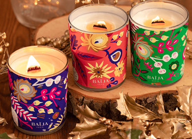 Candles - Limited Editions • Winter Dreams Candles Baija - BAIJA PARIS