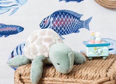 Soft toy - Peluches Lucien et boîte à musique Herley - AMADEUS LES PETITS