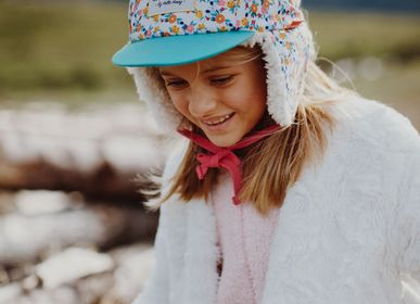 Hats -  Flowers Moumoute Cap - HELLO HOSSY®