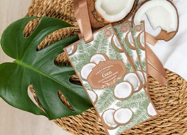 Home fragrances - Castelbel Coconut Sachet - CASTELBEL