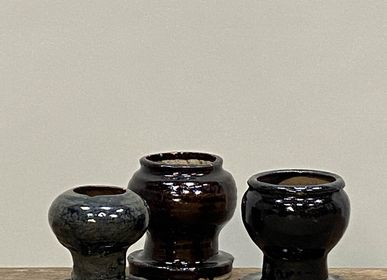 Pottery - Antique black ceramics - THE SILK ROAD COLLECTION