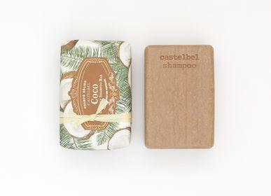 Cosmétiques - Castelbel Coconut Shampoo Bar - CASTELBEL