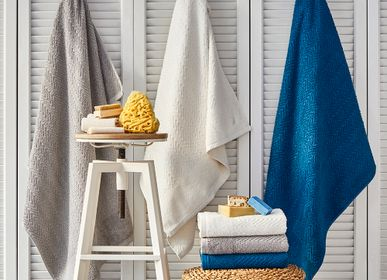 Bath towels -  Nautica Zigzag Towel Group - NAUTICA