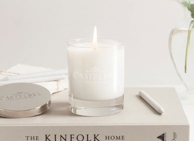 Candles - Castelbel White Jasmine Candle - CASTELBEL