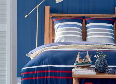 Linge de lit - Nautica Home Bradford Parure de lit satinée - NAUTICA