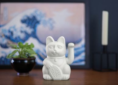 Decorative objects - Maneki Neko / Lucky Cat / White - DONKEY PRODUCTS GMBH & CO. KG