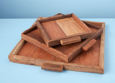Trays - Reclaimed wood - BE HOME