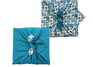 Gifts - FabRap Reversible Double Sided Reusable Gift Wrapping - FABRAP