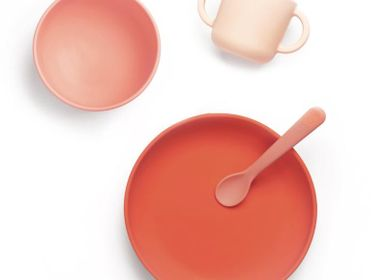 Children's mealtime - Premium silicone baby meal set - EKOBO