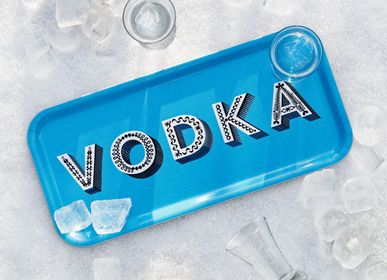 Trays - Vodka - tray - Serving tray - JAMIDA OF SWEDEN
