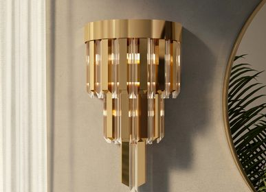 Hotel bedrooms - Skylar Wall Light - CASTRO LIGHTING