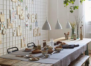 Linge de table textile - Slow Life - LE JACQUARD FRANCAIS