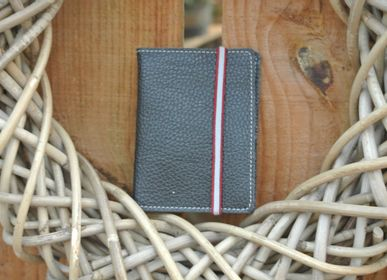 Leather goods - Double Card Holder - LA CARTABLIÈRE