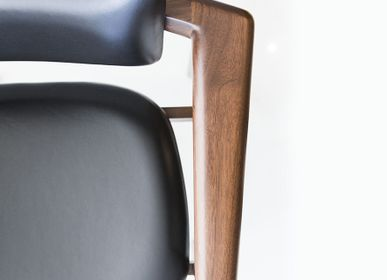 Chairs for hospitalities & contracts - JPL01 / CHAIR WITH ARMRESTS - 1% DESIGN