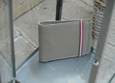 Leather goods - Nicolas Wallet - LA CARTABLIÈRE