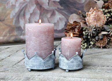 Objets de décoration - Zinc - romantique, mais rustique - CHIC ANTIQUE DENMARK