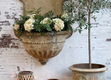 Pottery - Flower pots, fountains and centers - CHIC ANTIQUE DENMARK