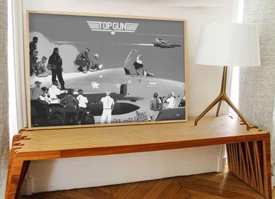 Poster - POSTER TOP GUN - VARIANT - PLAKAT - DESIGNING MOVIE POSTERS -