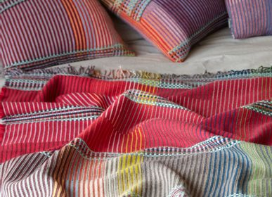 Decorative objects - Pinstripe Throw Rosalind - WALLACE SEWELL